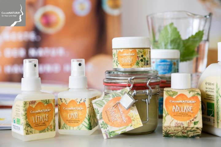 CULUMNATURA_Produkte im neuen Pflanzenkleid